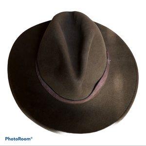 Pendleton virgin wool western hat, like new